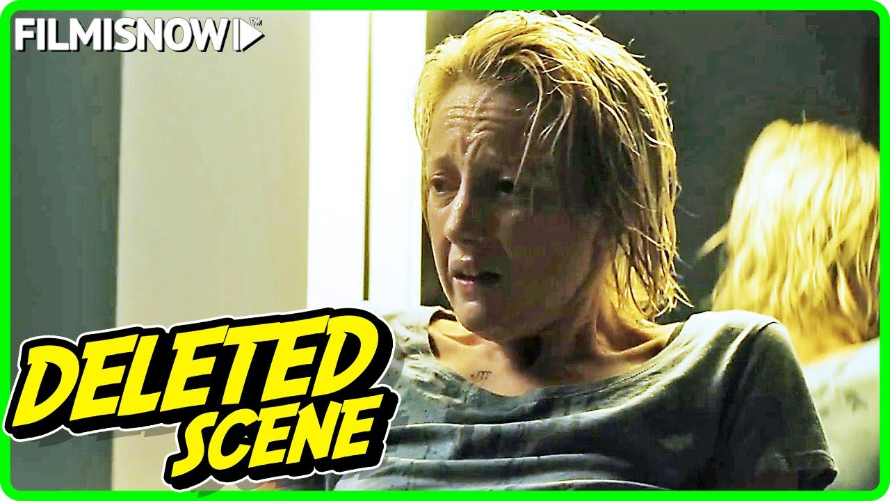 THE GRUDGE | Faith's Suicide Attempt Deleted Scenes
