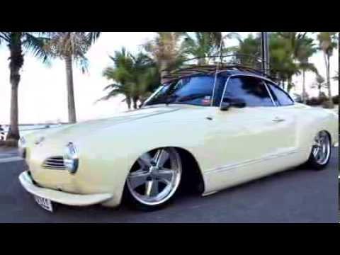 Tims custom 1970 Karmann Ghia  YouTube