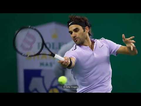 Federer Off To Fast Start In Shanghai Final