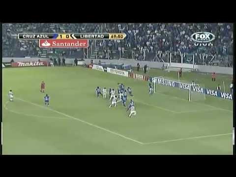 Cruz Azul 1 - 1 Libertad Copa Libertadores 2012