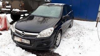Opel Astra. Ремонт водительского сидения.