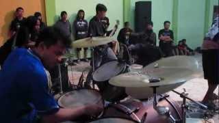 Pukat Harimau - Root Live at Huru Hara Fest 2012
