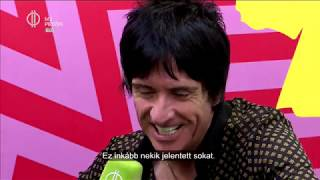Johnny Marr - exkluzív interjú