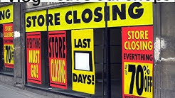 Vlog , Rant The Government Need To Do More About Shop Closures Or We Will Have  Ghost Towns