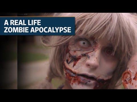 Zedtown: A Real Life Zombie Apocalypse