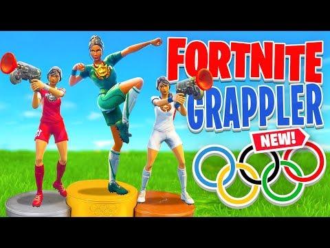 GRAPPLER OLYMPICS in Fortnite Battle Royale