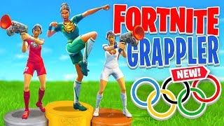 GRAPPLER OLYMPICS in Fortnite Battle Royale