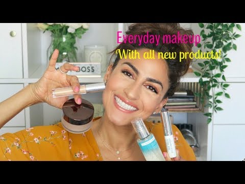 GRWM USING ALL NEW PRODUCTS || EVERYDAY MAKEUP! thumbnail