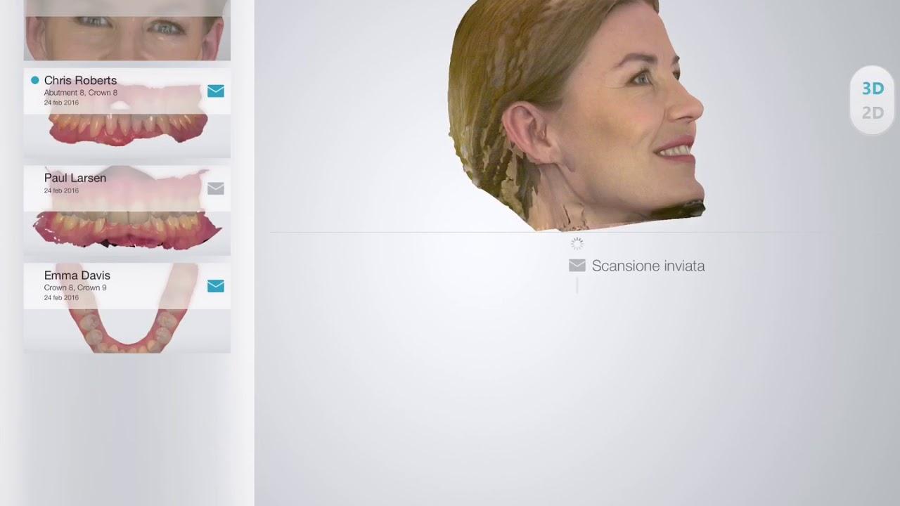 3SHAPE 3D FACE DRIVER (2019)
