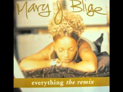 Mary j Blige - everything(CURTIS&MOORE MIX)