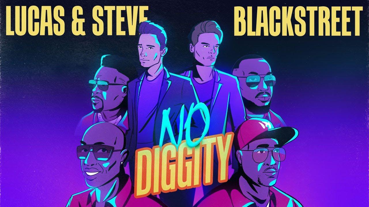 VIDEOCLIP: Lucas & Steve X Blackstreet - No Diggity