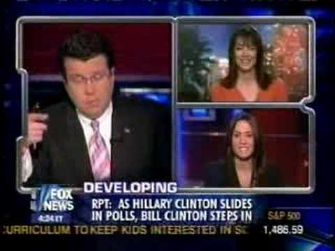 "Stephanie Miller on Fox News's ""Your World with Ne..."