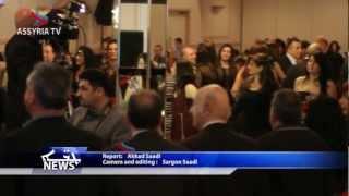 United Assyrian Artists - Fundrais for Khabur - Assyria TV