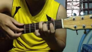 Hướng Dẫn Guitar solo fingerstyle Âm Thầm Bên Em by SMR Pcuoi