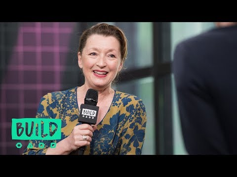 "Lesley Manville Chats About ""Mum"""