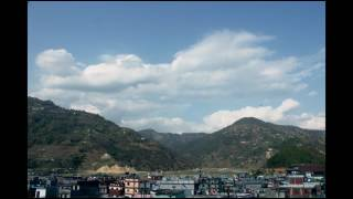 TimeLapse of Pokhara  by samim
