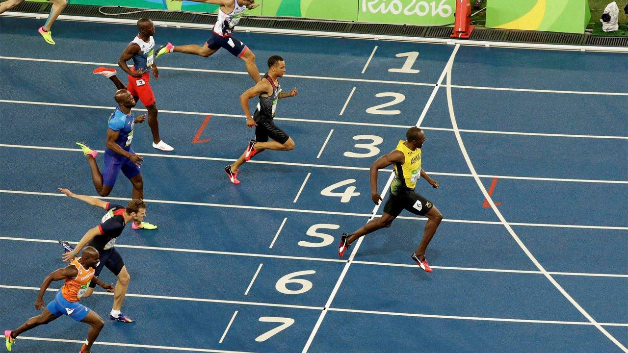 Usain Bolt wins triple-triple with 4x 100m relay, creates ...