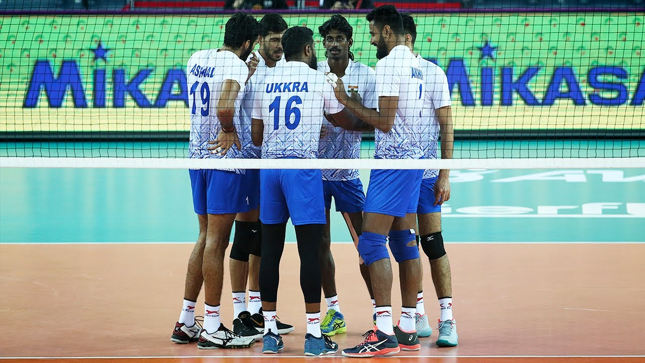 Download India National Volleyball Team | Craziest Moments | AVC 2020