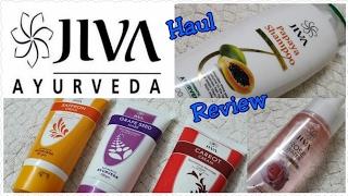 Jiva Ayurveda Products    Quick review    Fashion Ivy