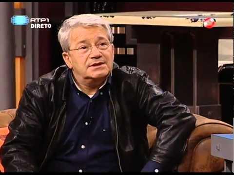 """""""Desafio a José Pedro Gomes"""" - José Pedro Vasconcelos - 5 Para a Meia Noite"""