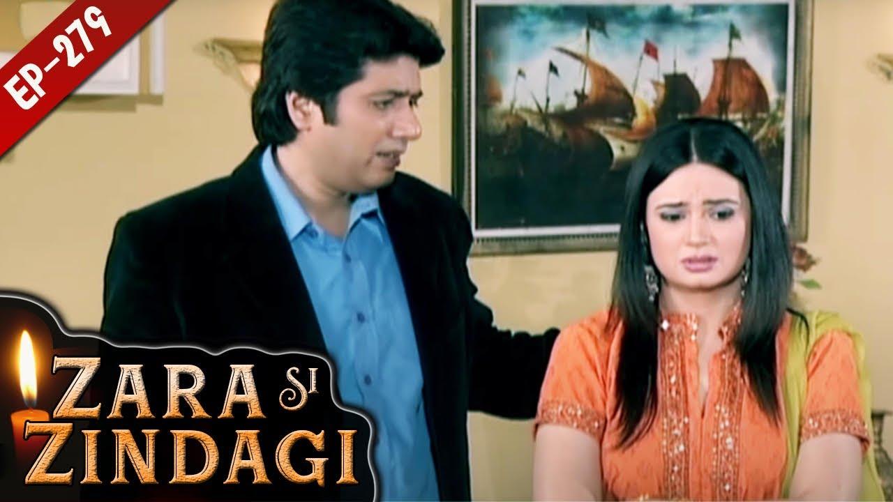 Zara si Zindagi | Ep. 279 | ज़रा सी ज़िन्दगी | 90's Best Tv Serial | Ultra TV series