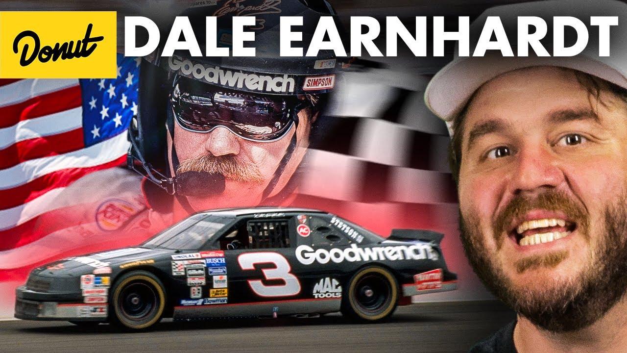 Dale Earnhardt  - Everything You Need to Know   Up to Speed