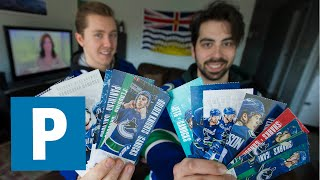Canuck superfans find silver lining | The Province