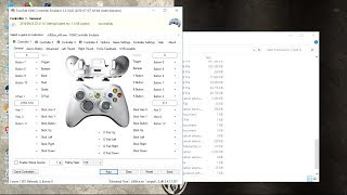 Tutorial Main Games di Pc/laptop menggunkan Joystik Terbaru 1000% Work