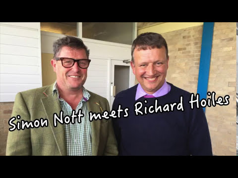 Interview: RICHARD HOILES (part 1 of 3)