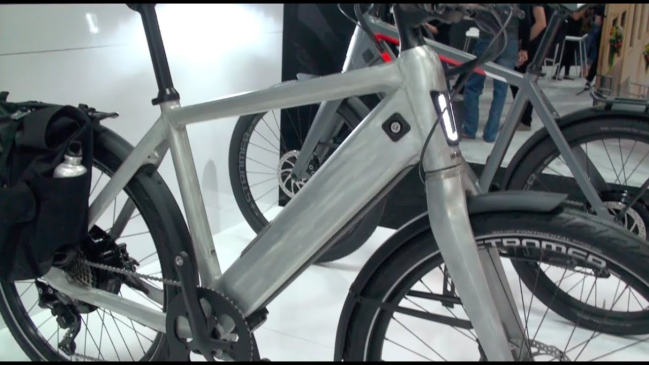 Electric Commuter Bike >> 2018 Stromer Electric Bikes: ST2S, ST2 Limited, ST2, ST1X ...