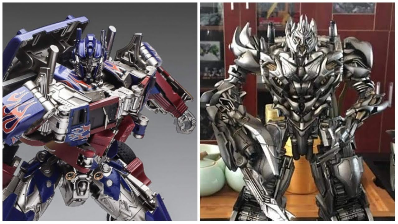 Weijiang Transformers Oversized  Movie SS05 Alloy MPM04  Optimus Prime  New Toy