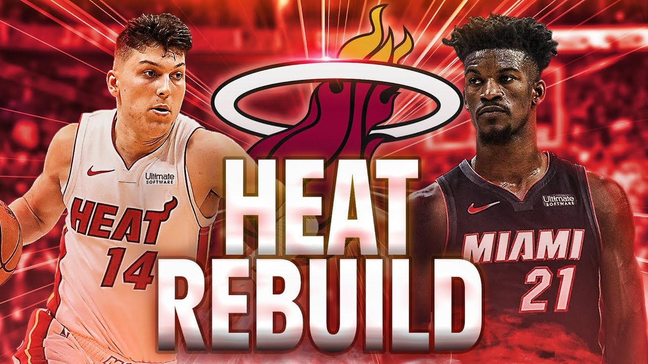 2020 Miami Heat Rebuild | Building Around Tyler Herro