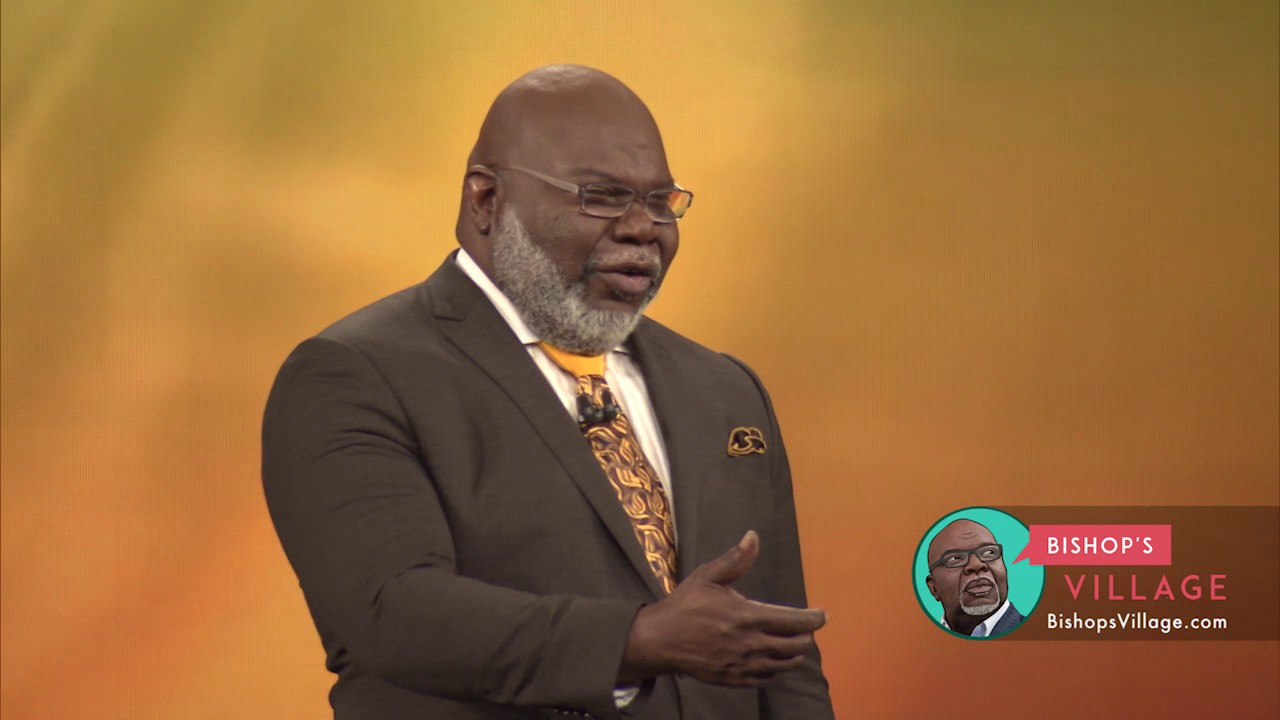 Bishop Jakes Talks Bishop's Village from Potter's House