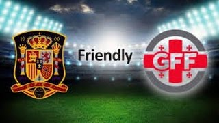 Spain vs Georgia Live HD Spanish Commentary (07/06/2016)