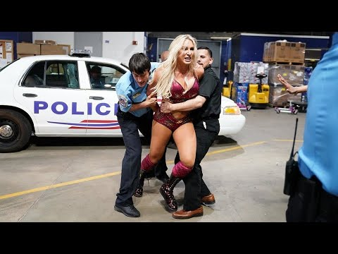 Download Charlotte Flair ESCORTED Out Of SmackDown By WWE Security, New Impact World Champion Crowned!
