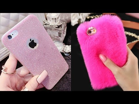 DIY: Como hacer Fundas Caseras para Celulares ♥ DIY Phone Cases ♥