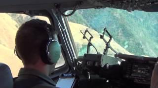USAF Boeing C-17 Globemaster III (Low-Level Flight Down The Coast)