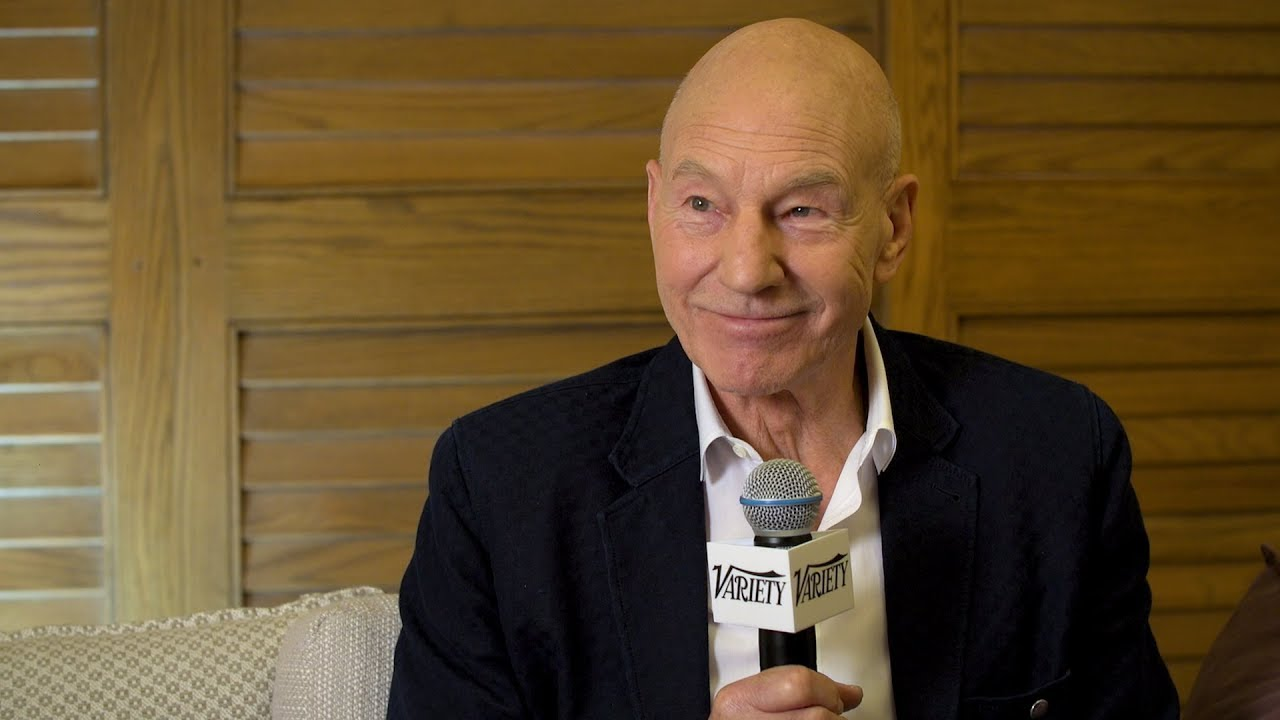 Patrick Stewart Says Ian Mckellen Advised Him Against Star Trek