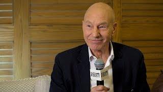 Patrick Stewart Says Ian McKellen Advised Him Against