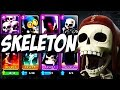 ALL SKELETON BATTLE DECK | IS IT A WINNING STRATEGY?!! | Clash Royale