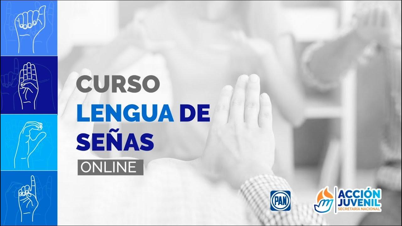 Curso Lengua De Senas Youtube