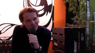 Paléo 2012 - Interview Benabar