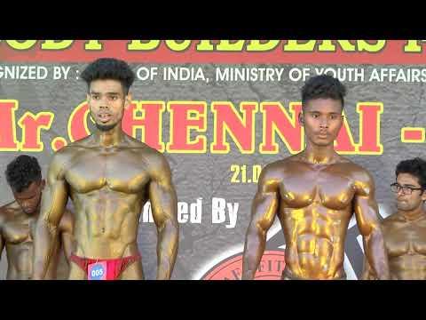 AL SAFA Fitness Mr Chennai 2019 Bodybuilding Competition
