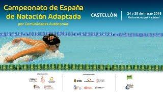 CAMPEONATO DE ESPAÑA DE NATACIÓN ADAPTADA POR COMUNIDADES AUTÓNOMAS thumbnail