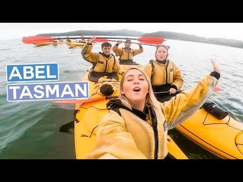 Who Knew That SOUTH NEW ZEALAND Looked Like THIS!!! Kayaking Abel Tasman | Wild Kiwi