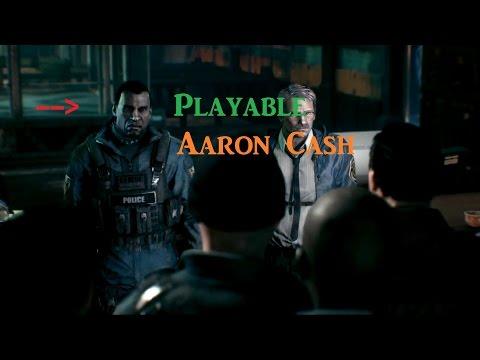 Batman Arkham Knight Playable Aaron Cash