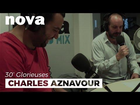 Jean-Marie Le Pen reprend Charles Aznavour dans les 30 Glorieuses - Nova