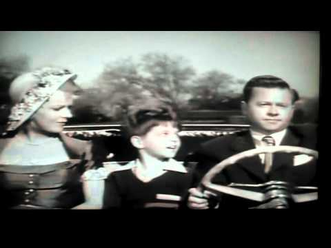 1951 SUNSET STRIP  Mickey Rooney Johnny Provost drive down to the MOCOMBO CLUB