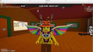 How to get The The Pumpkin FEDORA and the Here Lie's ROBLOX'S- Hallow's Eve Event