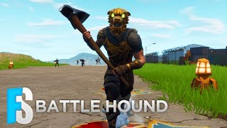 Fortnite Skin - Battle Hound Skin Showcase (Fortnite: Battle Royale) #11